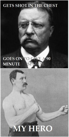 Find this Pin and more on Teddy Roosevelt.