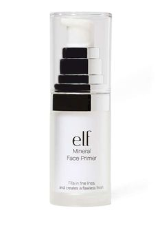 E.L.F. Mineral Face Primer. $6 (I personally like this stuff better than the smashbox and Mac primers which both cost upwards of $30)