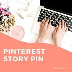 Story Pins sind ein neues Pin-Format, mit dem du längere Geschichten erzählen sowie Ideen & Inspirationen teilen kannst. Finde hier die Best Practice Story Pins auf Pinterest und lass dich inspirieren! Auf unserem Blog findest du einen ausführlichen Artikel rund um den Story Pin. Pinterest App, Best Practice, Pinterest Marketing, Blog, Paint Background, Storytelling, Ideas, Blogging