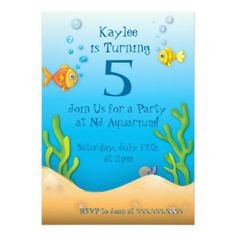 cute aquarium fishy birthday party personalized announcements Yes I can say you are on right site we just collected best shopping store that haveThis Deals          	cute aquarium fishy birthday party personalized announcements Review from Associated Store with this Deal...