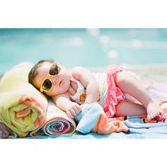 Lazy summer days by the pool! #film #fuji400h #pghbaby #pittsburghnewborn #filmisnotdead #findingnemo #pittsburghphotograher #shootfilm big thanks to @richardphotolab for processing! #35mm