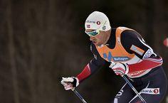 Petter Northug uskoo olevansa iskussa Lahden MM-kisoissa. Kuva: Thibaut/NordicFocus