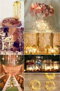 Praise Wedding » Wedding Inspiration and Planning » 25 Unique Wedding Light Ideas