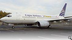 Fuselaje Copa Airlines - Panamá centenario de independencia - Flew to Panama 2013 and 2014
