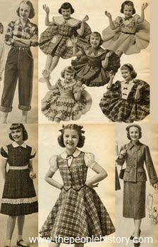 1950's school dress - Google Search