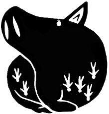 Merlin simbolo del jabali de la gula