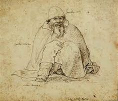 Roelandt Savery (Flemish, 1576 - about Pen and brown ink over metalpoint; × cm × 6 in. Getty Museum, Drawing People, Figure Drawing, Art Google, Landscape Art, Watercolor, Ink, Drawings, Artist