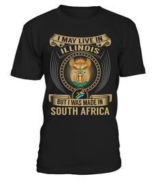 I May Live in Illinois But I Was Made in South Africa #SouthAfrica