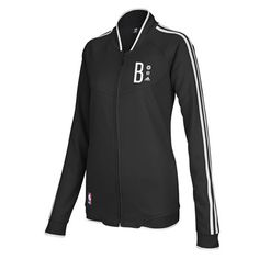 adidas Houston Rockets Ladies On-Court Woven Full Zip Track Jacket ... 2bd4846fb
