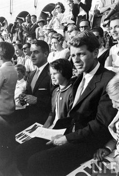 Bobby Kennedy during the Democratic Convention Date taken: 1960 Photographer: Ralph Crane