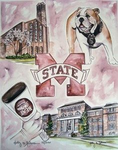 Mississippi State traditions!