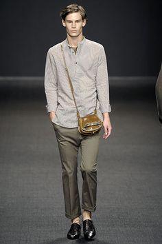 Spring 2009 Menswear - Fendi