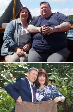 The Couple Have Been Named Slimmers Of The Year After Shedding A Total Of 22 Stone