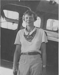 Crooked Sister: Vintage: Amelia Earhart