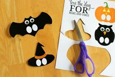 Free printable finger puppets (or idea to have kids create their own puppet designs?)