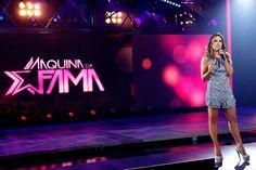 #MáquinaDaFama com @PatiAbravanel garantiu 57% mais audiência que a Record e foi vice-líder no SBT; 7 pontos, 9 pico.