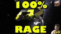 100% RAGE - Space Engineers: COOP Survival Scenario Let's Play Part 5