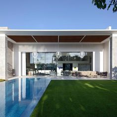 ✨The House of The Hovering Cube by Yulie Wollman Location: #Herzliya, #Israel