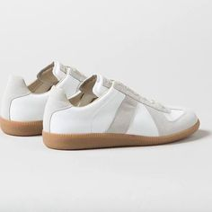 brand new f35d4 caa67 Men s Maison Martin Margiela Basic Sneaker · Basic OutfitsMaison Martin  MargielaMansionAdidas SneakersKicksAdidas Shoes