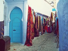 Streets of Chefchaouen | Morocco