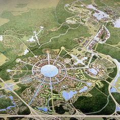 eco city master plan - Google Search