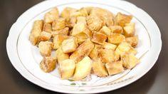 Fritar mandioca bem sequinha, dicas e truques - http://www.casalcozinha.com.br/receita/fritar-mandioca-bem-sequinha/