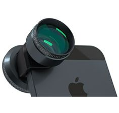 Olloclip Telephoto + Circular Polarizing Lens for iPhone 5