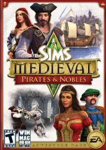 The Sims Medieval: Pirates and Nobles: Mac: Video Games