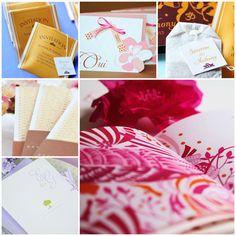 French Wedding invitation from www.latelierdelsa.com  Faire-part dentelle, faire-part sachet de thé, faire-part ruban, faire-part  #wedding #invitation #fairepart #mariage #latelierdelsa