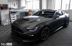 Owner Triple_black_ Ford Mustang Americanmuscle Beast Badass Mustangs_empire Fordmiddleeast Drag Torqarmy Usa Kuwait Dubai Qatar Bahrain