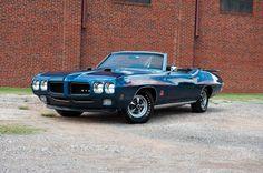 Worldwide Auctioneers - 1970 Pontiac GTO Judge Convertible - The Auburn Auction