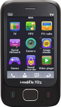 i-mobile Hitz 2 Device Specifications | Handset Detection