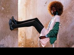 Out and About Africa: Afro-Bohemia