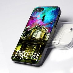 Pierce The Veil Nebula iphone 5 case. I want this soo bad!!!! lf I had an iphone lol