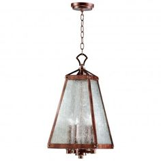 Cyan Design Exterior Lighting Canterbury Lantern in Oiled Bronze - 4597