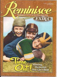 Reminisce EXTRA Magazine - Nov 2010 - I Love Lucy - Miss Addie Doll - History