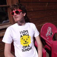LION Tshirt Screenprint Tshirt hello DODO, £18.00 #hellododo #screenprint #screenprintedtshirt #menstshirt #tshirt #funnytshirt #fashion #typography #quote #design #graphicdesign #etsy #etsyuk