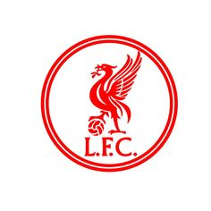 Liverpool logo design circle concept for supporter S Logo Design, Circle Logo Design, Circle Logos, Liverpool Fc Badge, Liverpool Football Club, Liverpool Tattoo, Ynwa Liverpool, England League, Letter I Logo