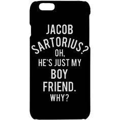 Jacob Sartorius Is My Boyfriend iPhone Case | #JacobSartorius #Sartorius