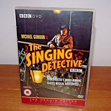 The Singing Detective DVD Box Set BBC Classic TV Drama Series Dennis Potter in DVDs, Films & TV, DVDs & Blu-rays | eBay
