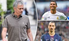 However, the draw of the Premier League and United's need to sign a top-rated player despite not having Champions League football to tempt them with means Ibrahimovic is a sound choice for Mourinho.