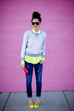Brights for spring