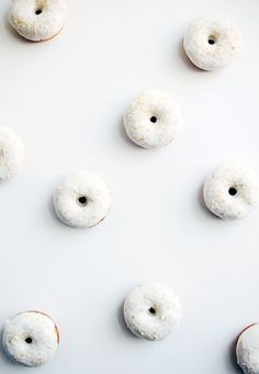 Carrot Cake Donuts | sweets . Süßes . mignardise | Recipe @ thefauxmartha | Food. Art + Style. Photography |