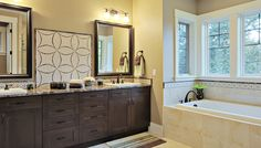 A fantastic bathroom remodel can work wonders for your Las Vegas home – and its value. Home Masters can help. http://bit.ly/1PrvkCh