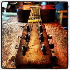 """My Mothers 1968 Martin. The most beautiful guitar I've ever heard."