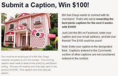 So-Cal Remodelers: Contest: Enter the BIA Submit a Caption, Win $100  http://so-cal-remodelers.blogspot.com/2014/09/contest-enter-bia-submit-caption-wiin.html