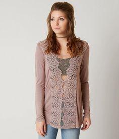 Gimmicks Pieced Top - Women's Shirts/Blouses | Buckle