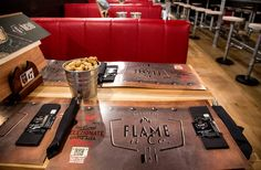 Flame 'n Co. Brasserie