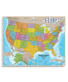 Custom Cork USA Map US Map Push Pin By SweenksCustomLaser Home - Cute map of us