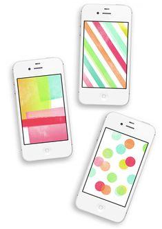 free iphone + ipod wallpaper